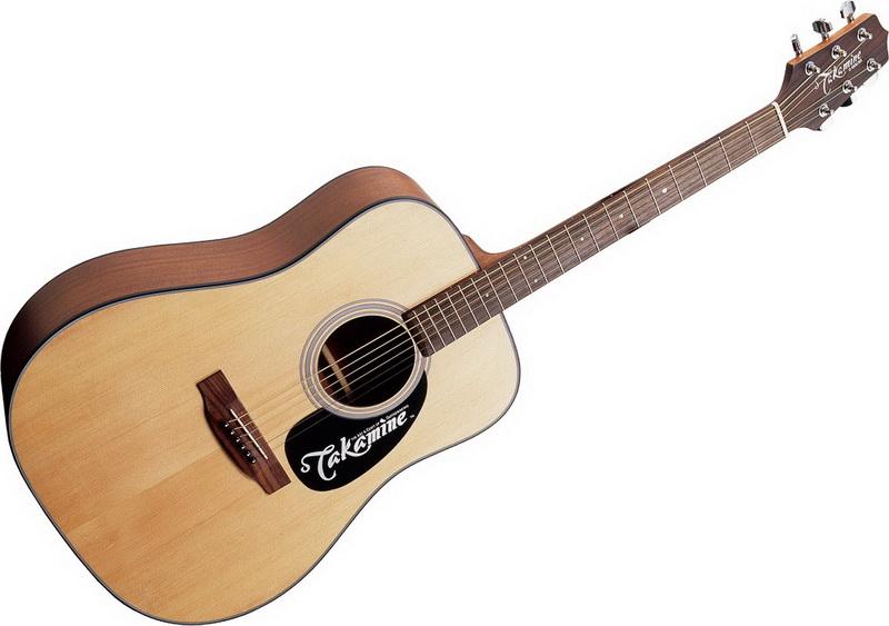 Акустическая гитара Такамин