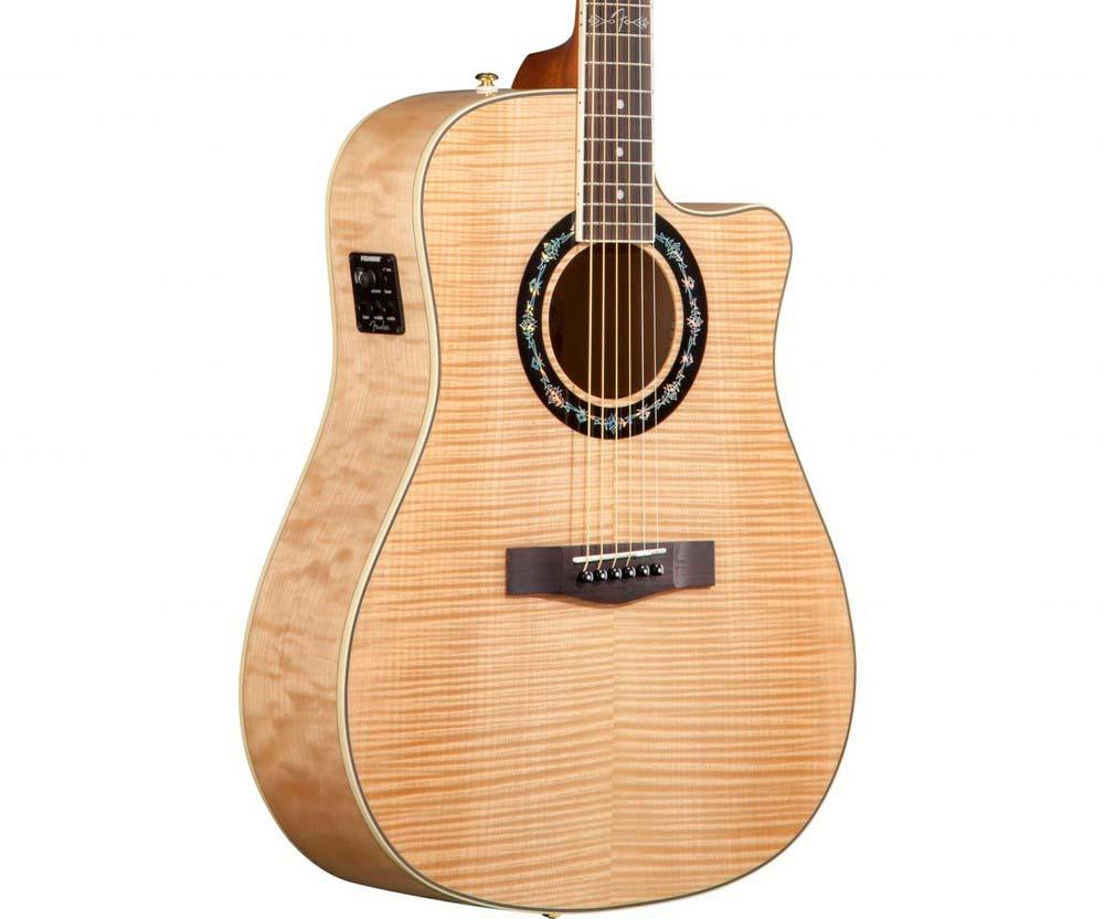 электроакустическая гитара fender T-Bucket 400 CE