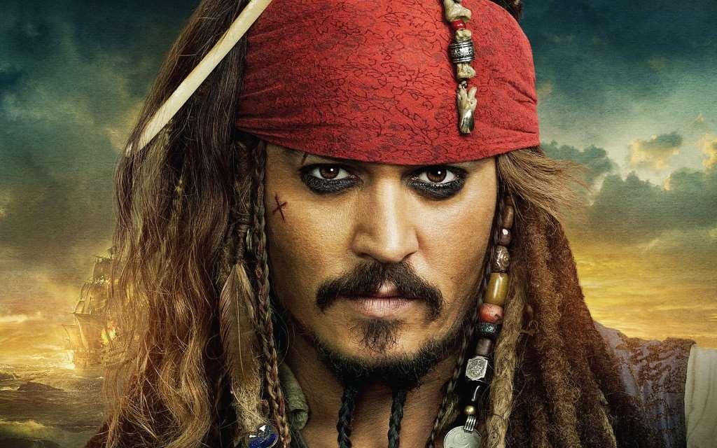 Постер к фильму пираты карибского моря