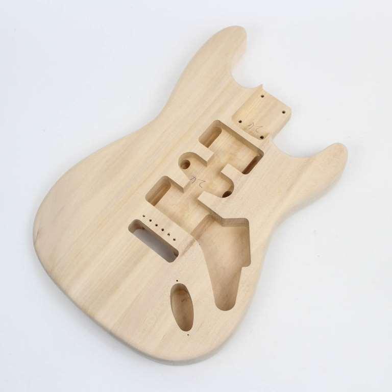 Корпус гитары фендер