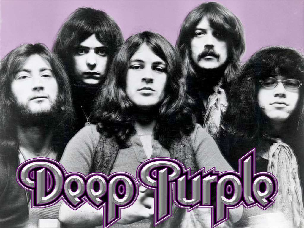 Deep Purple фото