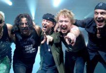Scorpions на концерте